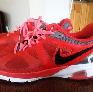 Women's Nikes Size 12